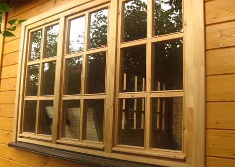 Окна для веранды деревянные на дачу цена